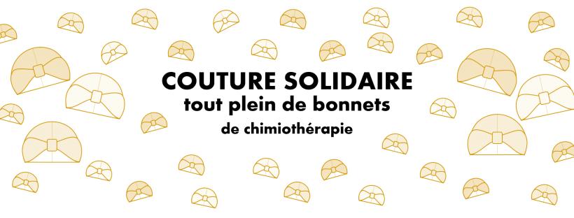 40b6d03a1f3c9 COUTURE SOLIDAIRE ] Le bonnet turban de chimiothérapie – Odette et ...